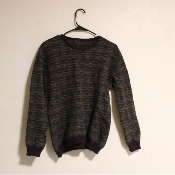 Vintage 90's Pattern Sweater